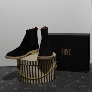 c1642d928f9 Frye Shoes - Frye Chris Crepe Chelsea Boot